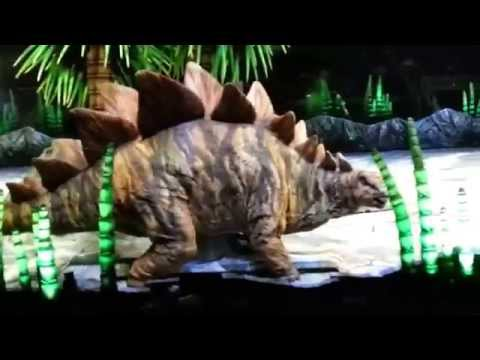 walking with dinosaurs arena spectacular part 1