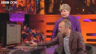 Sigourney Weaver's Sexy Knickers The Graham Norton Show