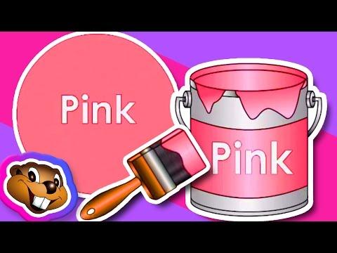 Cantecele - Vopseaua e roz - Engleza