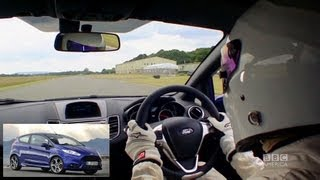 Top Gear - Exclusive #StigCam: Ford Fiesta ST, s20 Ep 1 BBC AMERICA