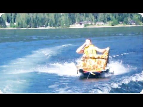 Tip na léto. Gaučsurfing!  :D