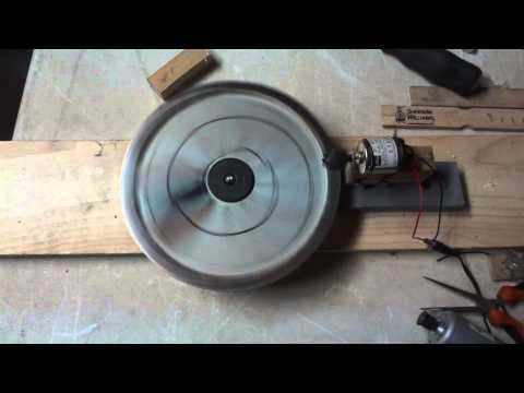Free Energy Project Sphere Magnet Motor Generator Phase