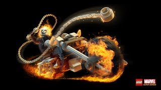 LEGO Marvel Super Heroes Ghost Rider Gameplay