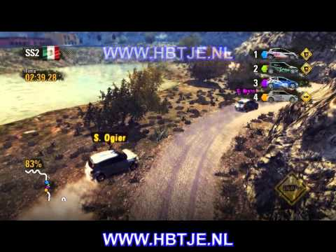 WRC Powerslide career part 17 (easy)
