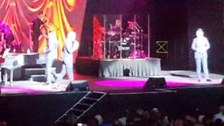 The Tenors in Concert at Mohegan Sun Arena May 14, 2017