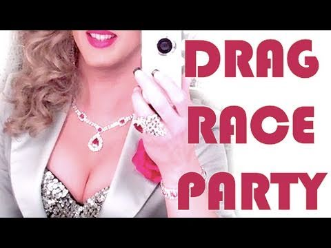 From Guy to Girl, Rupaul Drag Race Finale Party!