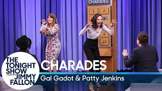 Charades with Gal Gadot and Patty Jenkins