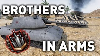 World of Tanks - Brothers in Arms - Teamwork 11