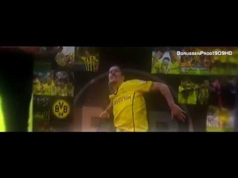 Robert Lewandowski - Time Of Your Life - Borussia Dortmund 2010-14 | HD