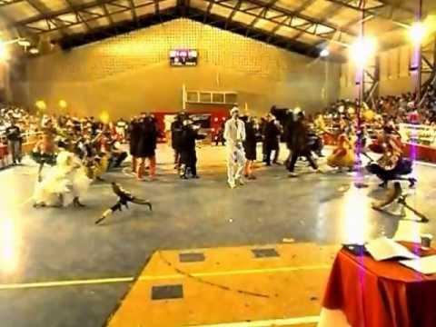 Quadrilha Junina Cia do Forro Tri Campeã do Concurso de Gandú 2013