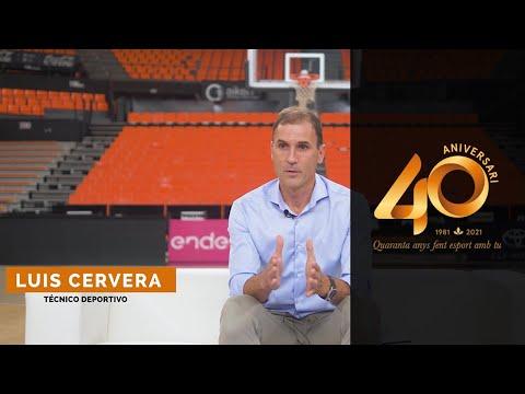 La Fundació Esportiva Municipal de València: 40 anys d'esport   #40AnysAmbTu
