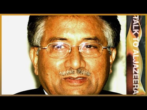 Talk to Al Jazeera - Pervez Musharraf: 'A politicised vendetta'
