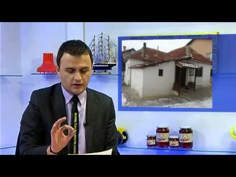 Shitet Shtepia ne Hajvali  Live Komerc Tv Shpallje