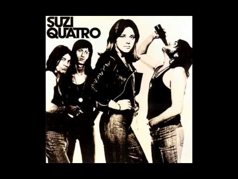 Suzi Quatro - Shakin' All Over (Johnny Kidd and The Pirates Cover)
