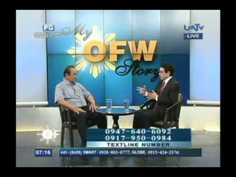 Absentee Voting for OFWs