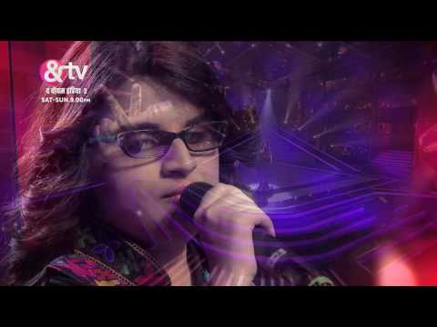 Neha Bhanushali - Jawan Hai Mohabbat | The Blind Auditions | The Voice India 2