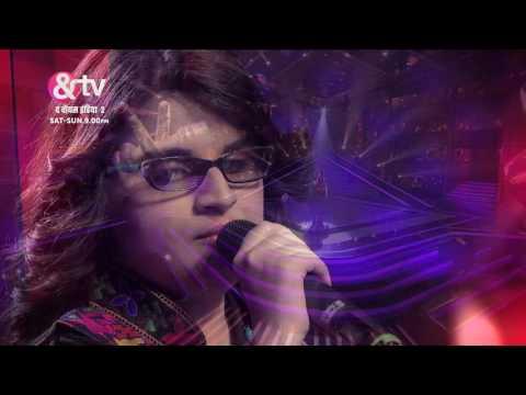 Neha Bhanushali - Jawan Hai Mohabbat | The Blind Auditions | The Voice India 2