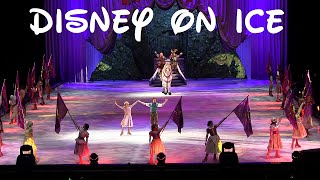 Disney on Ice 2015 - Tangled (Birmingham, UK)