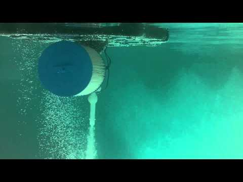 Floatron solar powered pool ionizer for sale - Swimming pool ionizer ...