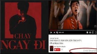 """MV """"Chạy ngay đi"""" của Sơn Tùng M-TP xác lập kỷ lục Châu Á khi chạm mốc 27 triệu view sau 48 giờ....."""