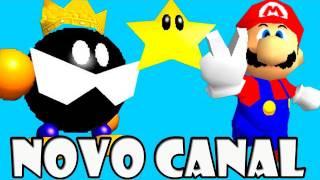 Super Mario Star Road 120 Estrelas Novas