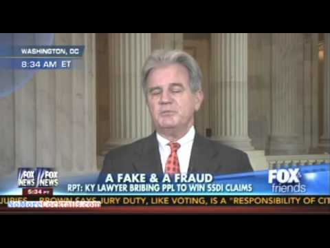 Sen Tom Coburn: The truly disabled will be the losers when Disability runs out in 2016