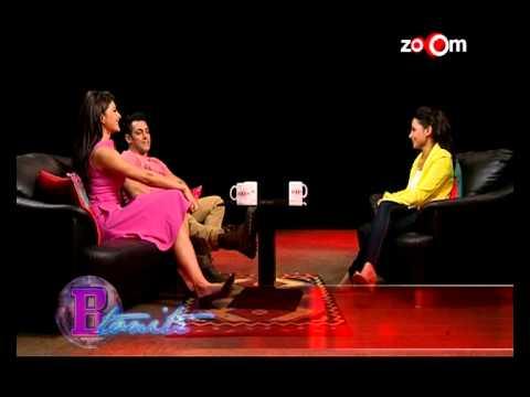 Salman Khan and Jacqueline Fernandez's EXCLUSIVE Interview - Promo