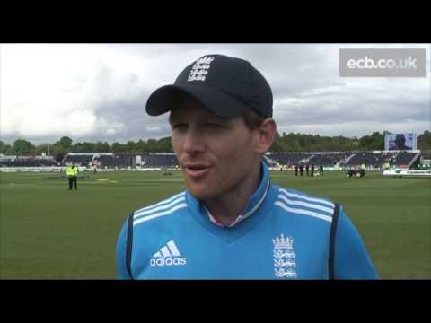 Eoin Morgan laments 'terrible' batting performance in Durham