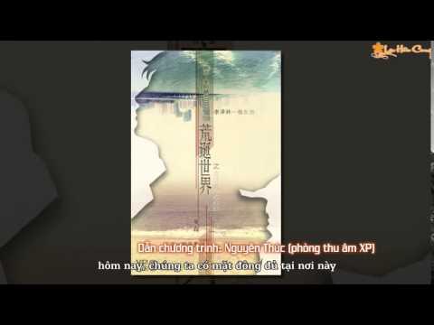 [Vietsub] Kịch truyền thanh đam mỹ Tự sự thế giới hoang đường của hai người đàn ông