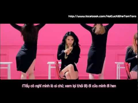 [Anti T-ara][Fakesub] Bad Girls - Lee Hyori