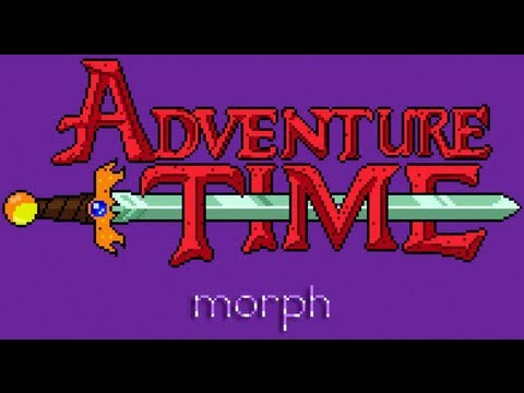 Adventure Time 8-bit Morph