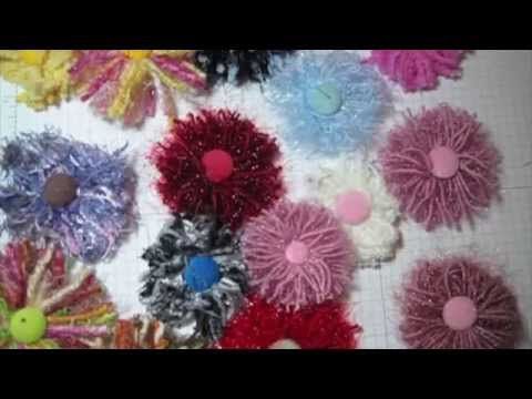 Silk Ribbon Embroidery Ribbon Embroidery Video