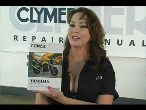 clymer manuals yamaha fz1 2001 2005 fz1 manual. Black Bedroom Furniture Sets. Home Design Ideas