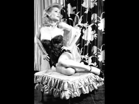 Retro stockings girdle and stilettos &