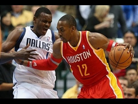 Dwight Howard's MONSTER Game Falls Short in Dallas