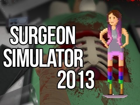 """Paging Dr. Cupquake"" Surgeon Simulator 2013"