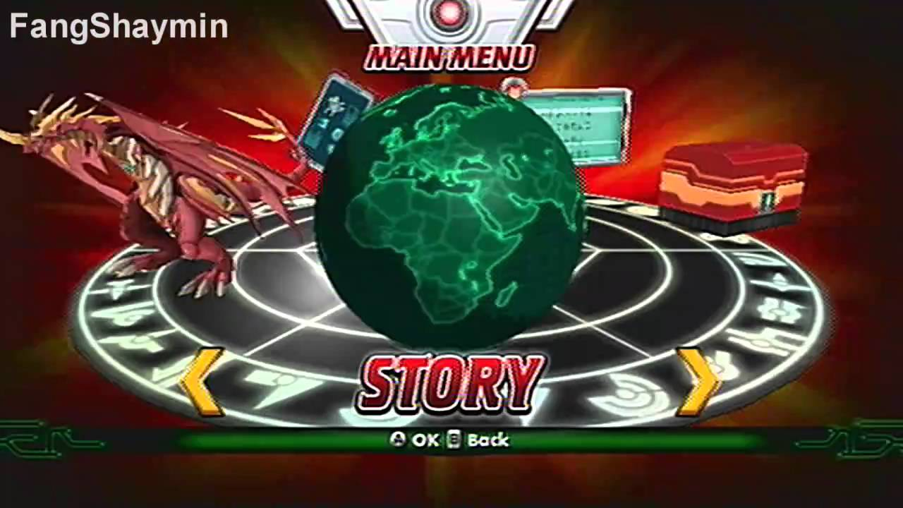 bakugan defenders of the core cheats ps3