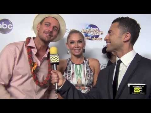 Dancing with the Stars - Ingo Rademacher & Kym Johnson AfterBuzz TV Interview May 7th, 2013