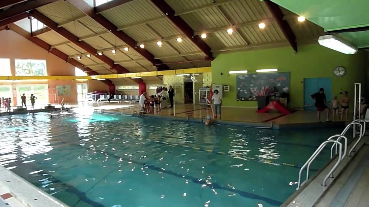Rems piscine orgeval youtube for Ouverture piscine reims