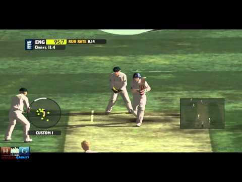 Ashes Cricket™ 2009 : England v/s Australia - Ashes 4th Test Match (Episode #2)