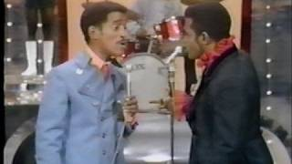 Sammy Davis Jr. Hosts Hollywood Palace: James Brown, 1969