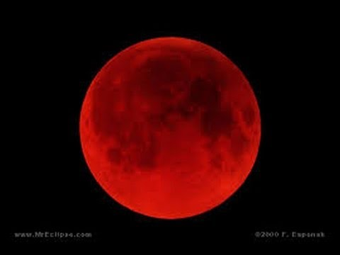 The Antichrist and the Four Blood Moons