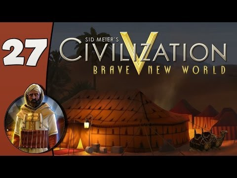 Civilization V Daily #1: Morocco - Part 27