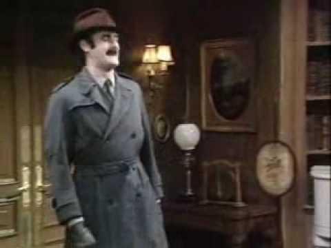 Monty Python - Agatha Christie Sketch