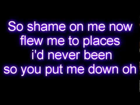 Taylor Swift - I Knew You Were Trouble LYRICS