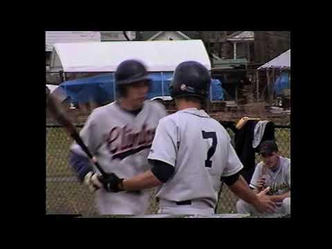 Clinton CC - Adirondack CC Baseball 4-21-99