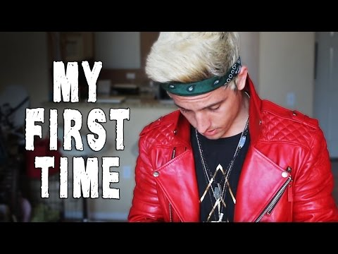 My First Time // #AskSawyer