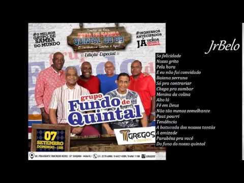 Fundo de Quintal Cd Completo Quintal do B9 2014 JrBelo
