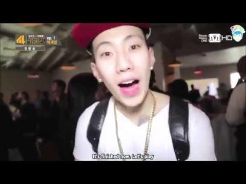 [ENG] 140415 4가지쇼 (Ssagaji) - '4 Things Show' | Episode 1 (Jay Park)