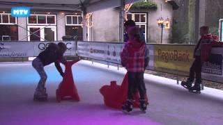 De Bienekebolders ging schaatsen - 716